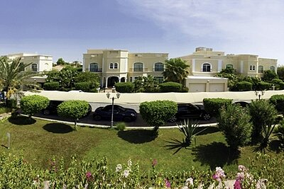 Large Compound Villa For Rent in New Saar in Bahrain
