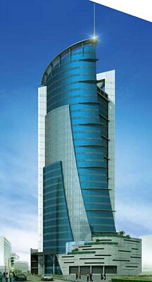 Platinum Tower - Offices (From 120 Sq. Mt. to 161 Sq. Mt.)