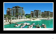 Reef Island - 2 Bedrooms Sea Front Apartment For Sale