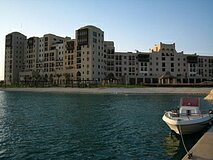 Amwaj Islands Meena 7 Sea View Apartment Single Bedrooms (Fully Furnished)